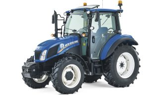 New Holland Traktor T4.
