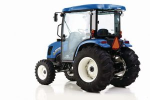 New Holland Kompakttrakor Boomer