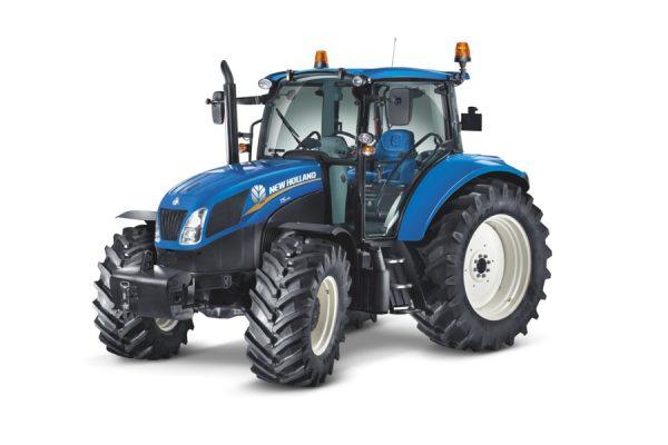 New Holland Traktor T5.