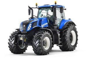 New Holland Traktor T8.