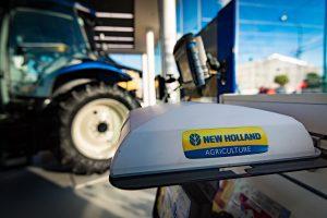 New Holland Spurführungssystem