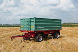 Farmtech Tandem-Dreiseitenkipper